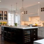 Cardinal Property Management for Traditional Kitchen with White Marble Backsplash