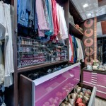 Cassies Closet for Contemporary Closet with Pink Drawers