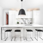 Cb2 Locations for Contemporary Kitchen with Porcelain Tile