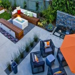 Cb2 Locations for Contemporary Landscape with Outdoor Dining