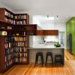 Ceaserstone for Contemporary Kitchen with Timber Flooring