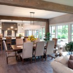 Centerville Mn for Traditional Dining Room with Rectangular Dining Table