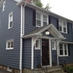 Certain Teed for Traditional Exterior with Shake Siding
