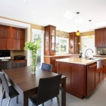 Cherrydale Hardware for Contemporary Kitchen with Cabinets