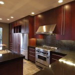 Cherrydale Hardware for Eclectic Kitchen with Modern Hardware