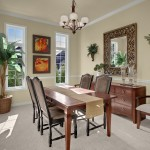 Chesapeake Landing for Traditional Dining Room with Chair Rail