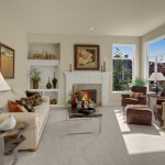 Chesapeake Landing for Traditional Family Room with Fireplace Mantle