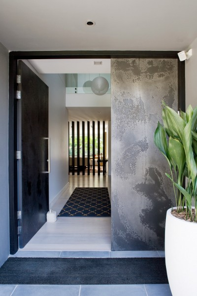 Chi Overhead Doors for Contemporary Entry with Contemporary Entrance