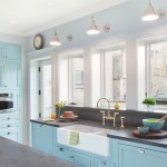 Chicago Faucet Shoppe for Traditional Kitchen with Light Colors