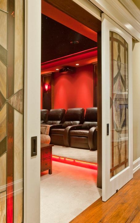 Chown Hardware for Traditional Home Theater with Theater
