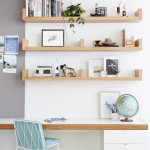 Classical Kusc for Scandinavian Home Office with Book Shelves