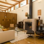 Clearstory for Contemporary Living Room with California Modern