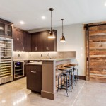 Clyde Hill Wa for Contemporary Kitchen with Sliding Doors