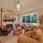Clyde Hill Wa for Craftsman Living Room with Craftsman
