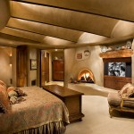 Cob Homes for Southwestern Bedroom with Scottsdale