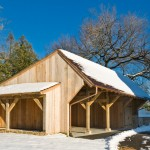 Cobb County Tractor for Traditional Garage with Hltf