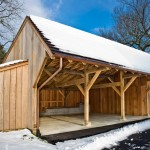 Cobb County Tractor for Traditional Shed with Tongue Groove