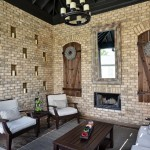 Cobblestone Homes for Traditional Patio with Outdoor Dining