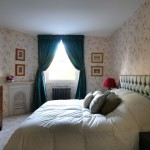 Colefax and Fowler for Traditional Bedroom with Classical