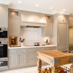 Colleton River Plantation for Traditional Kitchen with Gray Walls