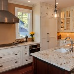 Colonial Cream Granite for Traditional Kitchen with Granite