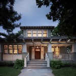 Colonial Parking Dc for Craftsman Exterior with Craftsman Front Door