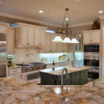 Colonial Parking Dc for Transitional Kitchen with Granite Countertop