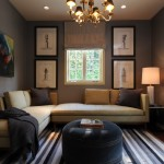 Color Matcher for Transitional Family Room with Neutral