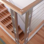 Colt Industries for Modern Staircase with Cable Rail