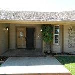Conaway Homes for Traditional Exterior with Single Level Ranch Style Home