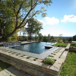 Concord Pools for Contemporary Pool with Landscaping