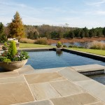 Concord Pools for Traditional Pool with Jacuzzi