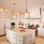 Conestoga Tile for Traditional Kitchen with Crown Molding