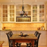 Conestoga Tile for Traditional Kitchen with Placemats