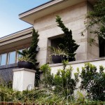 Consignment Classics for Contemporary Exterior with Architectural Stone