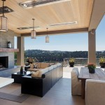 Contract Furnishing Mart for Contemporary Patio with Covered Patio