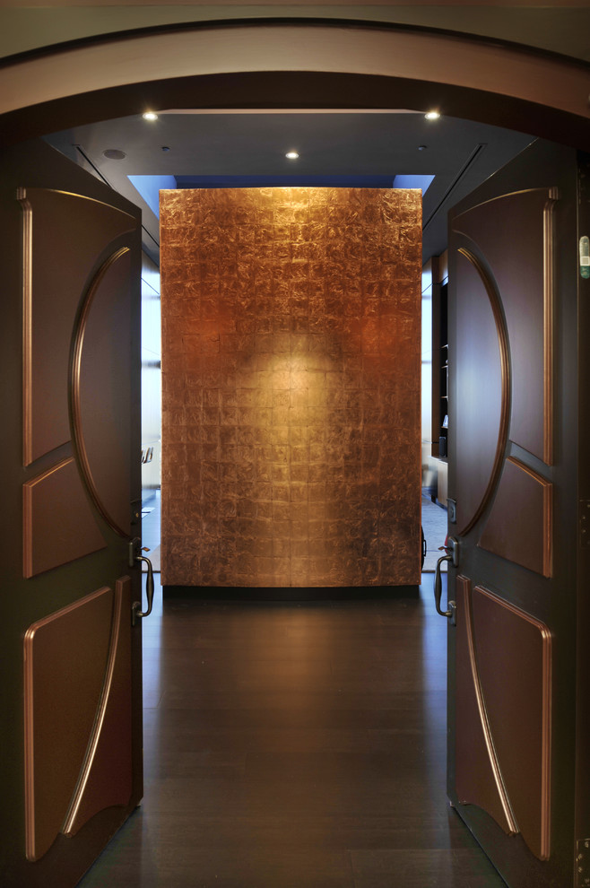 Copper Kettle Nashville for Contemporary Entry with Ceiling Lighting
