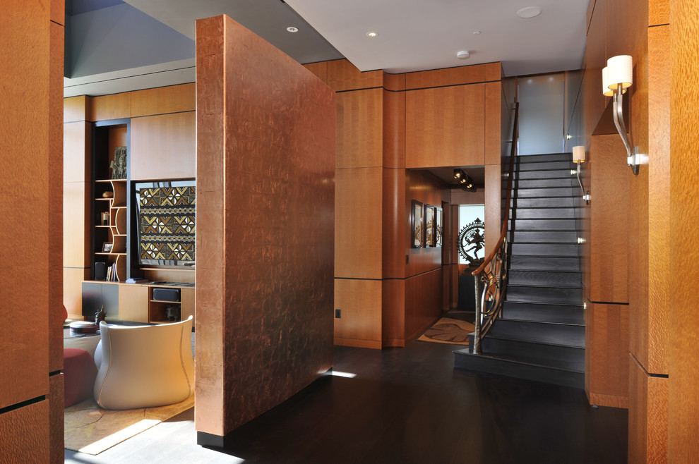 Copper Kettle Nashville for Contemporary Entry with Dark Floor