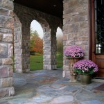 Copper Kettle Nashville for Mediterranean Entry with Stone