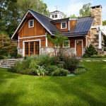 Coppolas for Traditional Exterior with Wood Siding