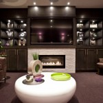 Cort Furniture Rental & Clearance Center for Transitional Basement with Pot Lights