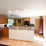 Corvallis Furniture for Modern Kitchen with Cream