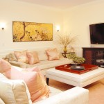 Corvallis Furniture for Traditional Family Room with White Furniture