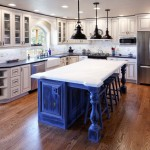 Corvallis Furniture for Traditional Kitchen with Arched Window