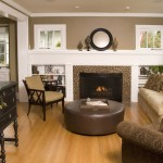 Cost to Remove Popcorn Ceiling for Traditional Living Room with White Wood