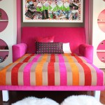 Costco Memory Foam for Eclectic Kids with Bold Colors