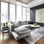 Counch for Contemporary Living Room with Sectional