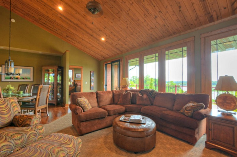 Counselor Realty Alexandria Mn for Craftsman Living Room with Lake Chippewa