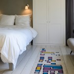 Courtney Adamo for Eclectic Bedroom with Family Friendly
