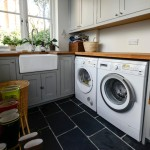 Courtney Adamo for Transitional Laundry Room with Mudroom